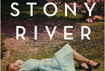Inspired by Stony River / As seen through the eyes of Tereza Dobra and Linda Wise, two teenage girls who come of age in Stony River, New Jersey in 1955. Enjoy these images inspired by the world of Stony River by Tricia Dower.  / by Penguin Books Canada