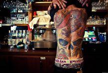 Tattoo. / by Rebecca Riffle