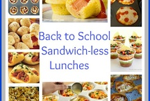 Kids Lunches  / by Tracy Eccles-Rombough