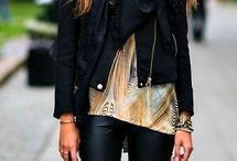 Outfit envy/my style / by Rebecca Nagar