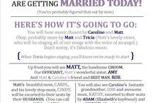 wedding stuff! / by Heather Moors