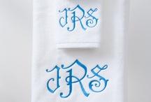 monogram / by Monogram Goods