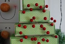 christmas crafts / by Sheri Guile