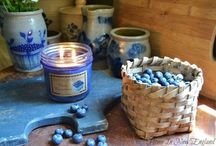 BERRRRRRRRY AWESOME FRAGANCES! / Summer is short in New England, and New Englanders embrace the fresh fruits and their delicious flavors! These fragrances capture that berrrrrrrry awesome essence of freshness! / by Village Candle