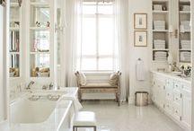 Bathrooms / by Stella Mark