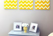 Chevron / by ScotchBlue Painter's Tape