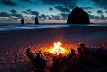 i ♡ the beach! / by Jennifer Hornback