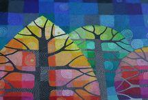 Color lessons / by Keri Speidel (Creative Genius Art)