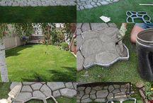 backyard living / by Jenna Keck
