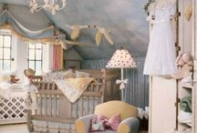 Baby, baby stuff, parent stuff and nursery ideas and stuff and things (twd:) / by Karla Fountain