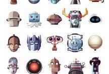 Robots / by Escape