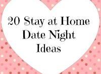 Date Night Ideas / by Jill Anderson