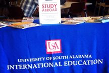 USA Events / Study abroad events at the University of South Alabama / by USA Study Abroad