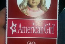 American Girl / by Shayna Richardson-West