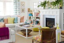 Living Room / by Kira Hemphill
