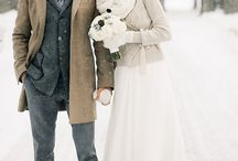 Winter Wedding / Warming up with love. / by Jewlr - Personalized Jewelry