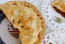 Pie / by Lucy Robinson Rosenberg