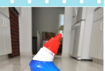 Cleaning tricks  / by Theresa Sansone