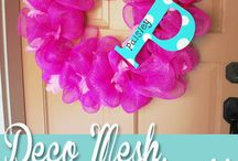 Crafty Projects / by Michelle Gaddis