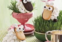 EASTER  / Crafts, Food & Celebration  / by Debra-ann Jackson