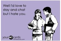 ecards / by Kaley McClure