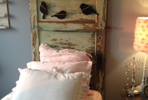 Ah, French Shabby, Cottage, I'm in love... / Everyone need a little SHABBY in their lives, maybe just a piece here or there.. something from your Grandmama, or your Mama...this board is for My Mama Gisele Ste Marie ....and Grandmama Ste Marie...   / by Sylvie Boucher