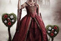 Queen of Hearts / Inspiration for Queen of Hearts / by Karen Burns