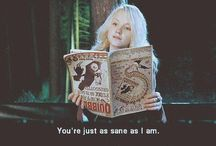 Harry Potter / by Jenna Stanford