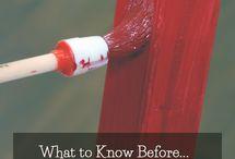 Tips para pintar muebl / by Patricia Barinotto