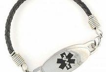 Leather Bracelets / by N-StyleID.com