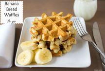 Food - Breakfast / by Ashley Reithmayr