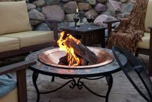Fire Pits / by PoolSpaOutdoor.com
