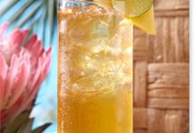 """Island Time = """"Happy Hour"""" / Looking for an escape?  Step into a Tommy Bahama restaurant or bar and you'll see why we call happy hour """"Island Time"""".   / by Tommy Bahama"""