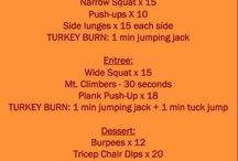 Fitness: Workout Calendar / by rebeca yolanda