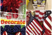 DIY: 4th of July / by For the Mommas
