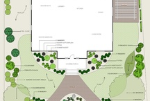 Landscape Designs / Example landscape designs created via SmartDraw. / by SmartDraw