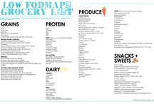 FODMP Diet & Recipes / by Mel of Bacchus