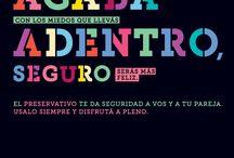 Campaña #Palabrotas / by Fundación Huésped - en acción contra el sida