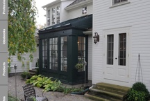 Home Additions & Outdoor Spaces / by Charlotte Harris