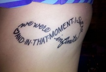 Tattoo Ideas / by Heather Hart