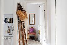 Hallway / by Annixen