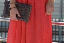 Maxi dress/skirts / by Lola Smith