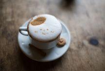 TEA / COFFEE / by Maria de los Angeles