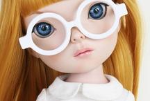 dolls / by Julie Hobbs