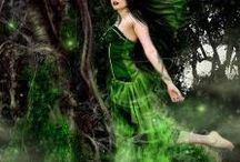 Tarot Readings / Exceptionally Accurate Psychic Tarot Readings From World-Renowned Sixth Generation Enchantress, Author & Tarot Designer - Autumn Mist.  Live & Email Available!  Visit www.MoonlightEnchantments.com  / by Moonlight Enchantments LLC
