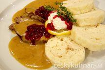 mmm...food! / by Tereza Kaplanova