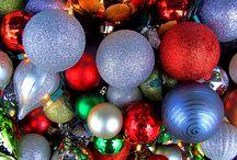 Christmas & Ornaments / by Teresa * Versos & Arte