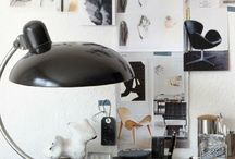 My Studio / Some of my Interior Schemes / by Alicia Esterhuizen