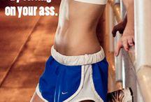 fitness / by Sabrina Sexton