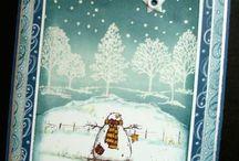 Cards: Winter / by Jean Ann
